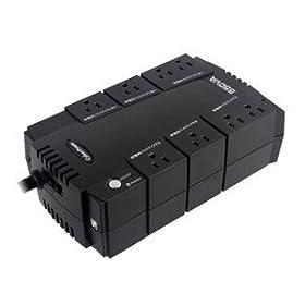 CyberPower 無停電電源UPS CP550 550VA/330W 矩形波(3年先出しセンドバック保守付き) CP550 JP