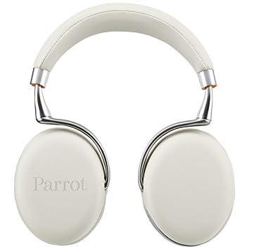 【国内正規品】Parrot Zik2.0(ホワイト) Bluetooth ワイヤレスヘッドフォン PF561031 PF561031(ZIK2WHITE)