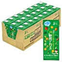 JA鹿児島県経済連 ジューシー 緑の野菜ソムリエ 紙パック 200ml×12本×2箱