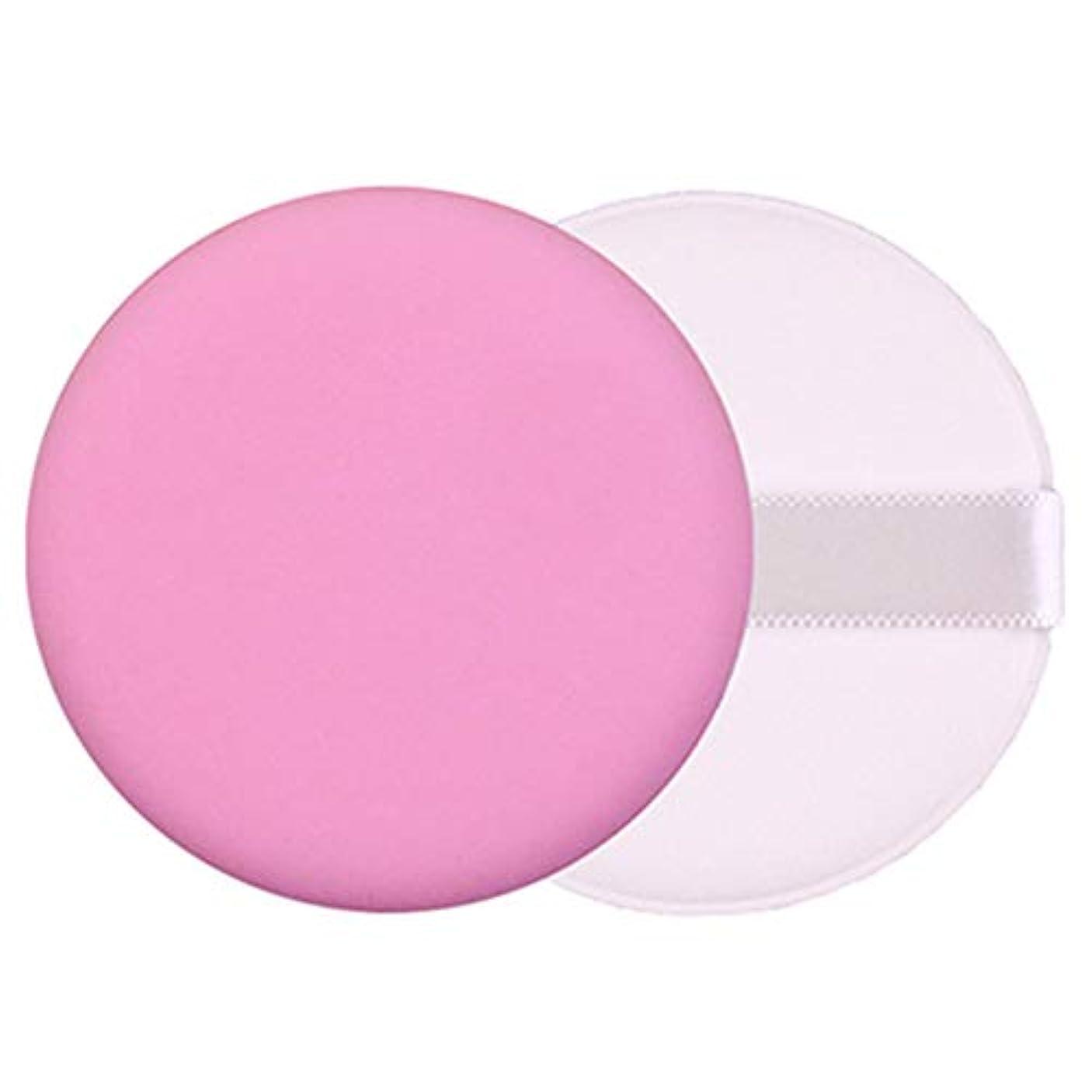 オセアニア成功したエンコミウムエアクッションパフ 2個 クリーム アプリケーター スポンジ パフ フェイシャル 乾湿両用 多用途 パウダーパフパッド クッションファンデーション 化粧ツール 全4色