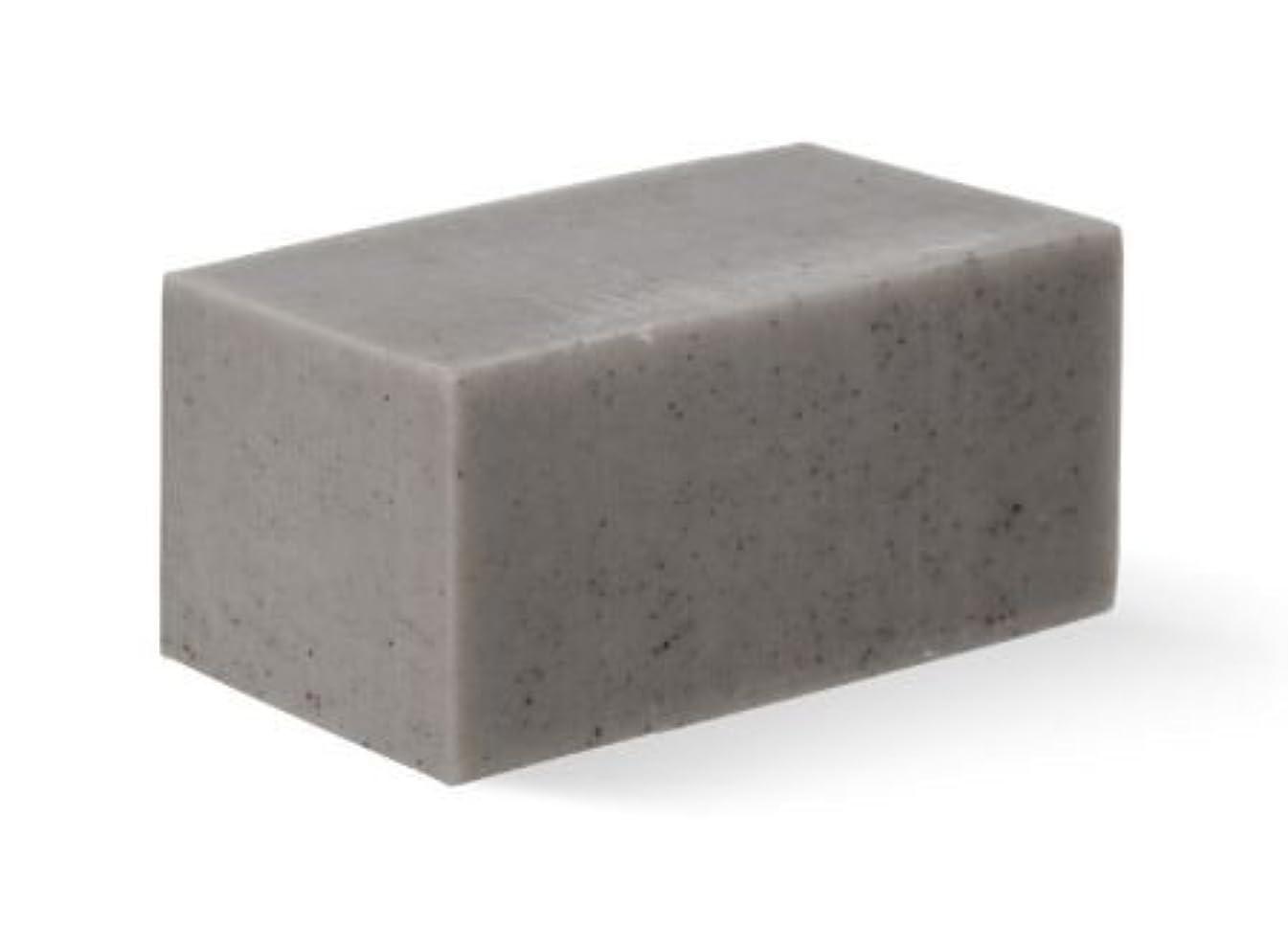 畝間わずらわしい一貫性のない[Abib] Facial Soap grey Brick 100g/[アビブ]フェイシャルソープグレー ブリック100g [並行輸入品]