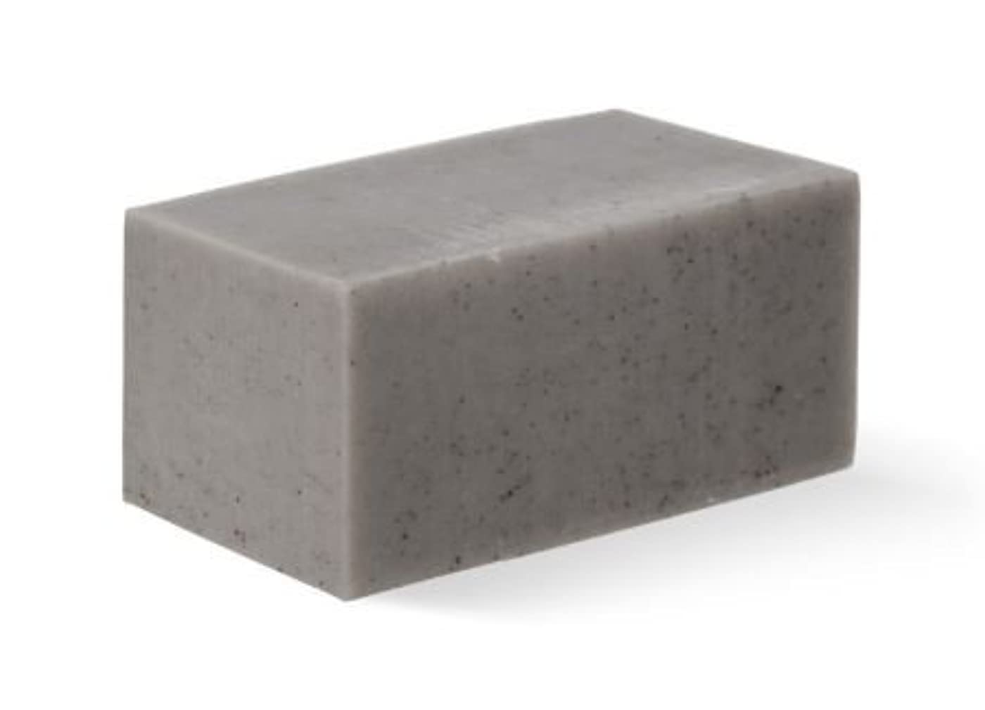 ささやき洪水矩形[Abib] Facial Soap grey Brick 100g/[アビブ]フェイシャルソープグレー ブリック100g [並行輸入品]