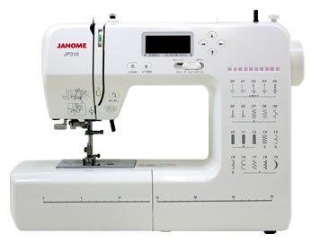 ジャノメ(JANOME) コンピュータミシン JP-310
