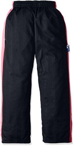 913347442037c ... パンツ スポーツウェア 子供用 トレーニングパンツ 長ズボン ADJ-117P ネイビー×ピンク 130cm [サイズレンジ]:130cm, 140cm,150cm,160cm [身長]:130:125-135cm ...