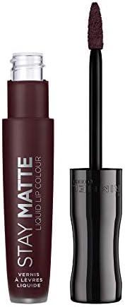 Rimmel London Stay Matte Liquid Lip Colour, 870 DAMN HOT