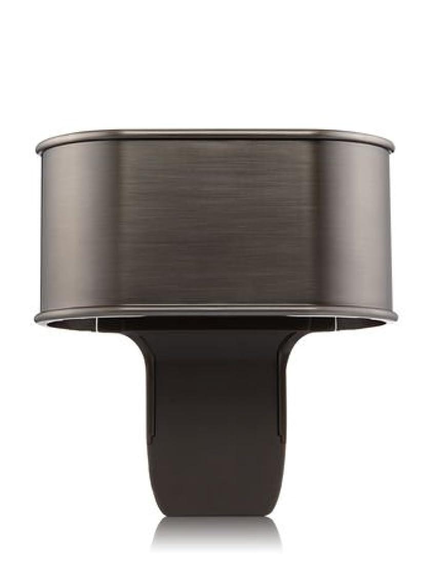 接続赤外線核【Bath&Body Works/バス&ボディワークス】 ルームフレグランス プラグインスターター デュオプラグ (本体のみ) Scent Switching Wallflowers Duo Plug Brushed Faux Nickel [並行輸入品]