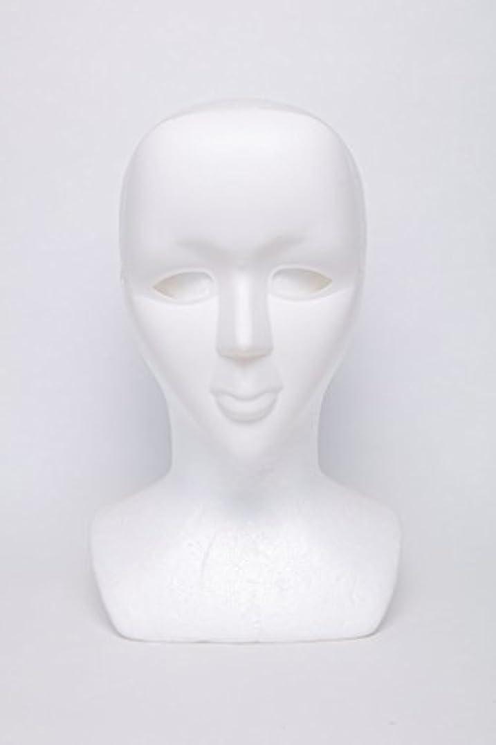 マークダウン機械。ホワイトマスク