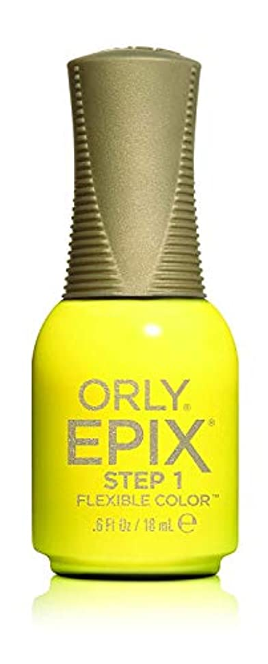 さまようポルノ子供達Orly Epix Flexible Color Lacquer - Road Trippin - 0.6oz / 18ml