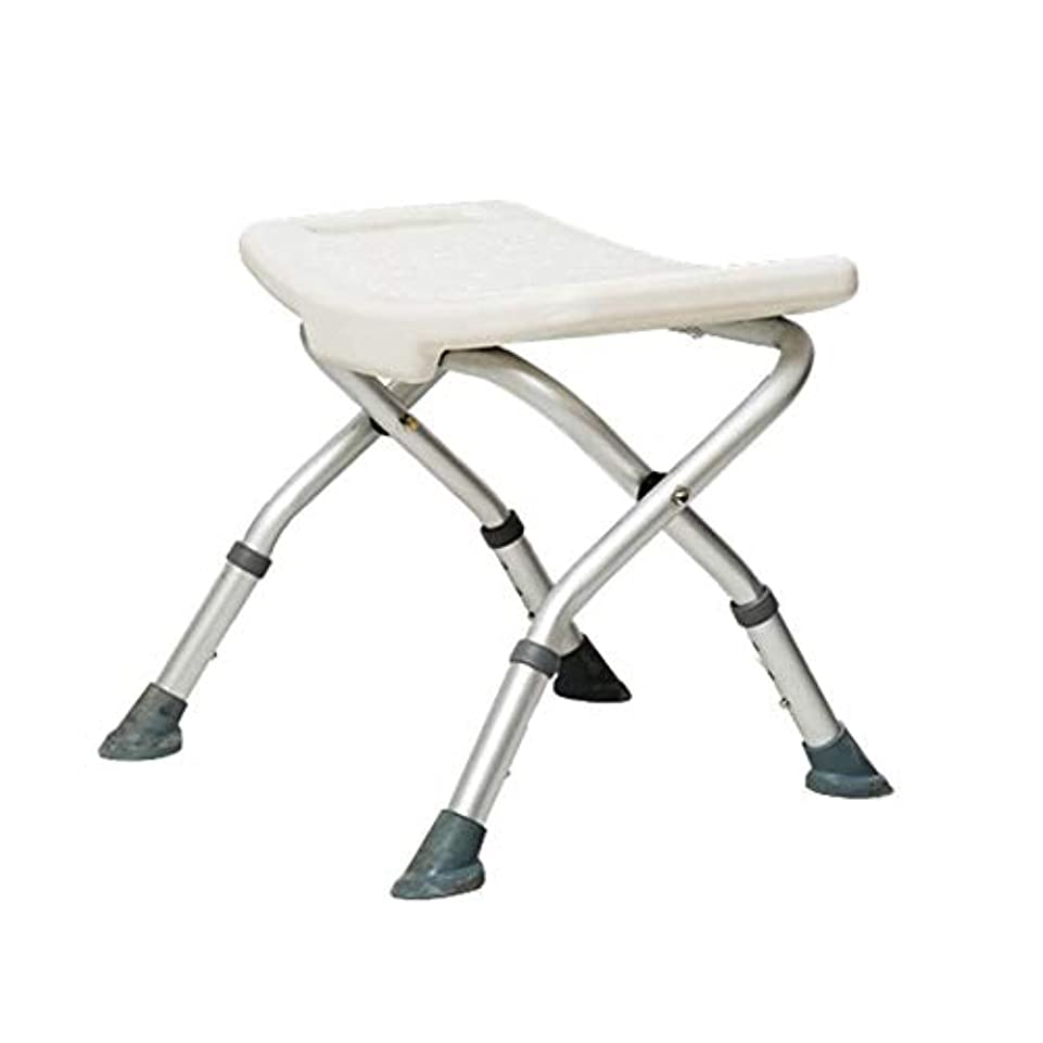 アームストロング拒否劣るトイレチェアハンディキャップ用折りたたみ椅子