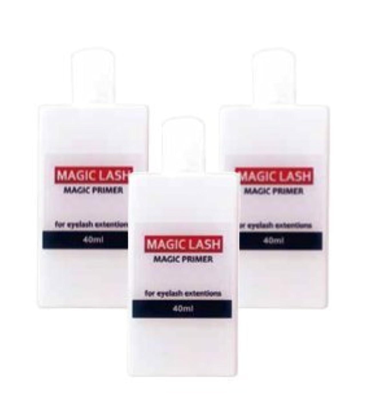 公平マーカー手がかりMAGICPRIMER(まつげエクステ用前処理剤)3本セット【r-mp-3】