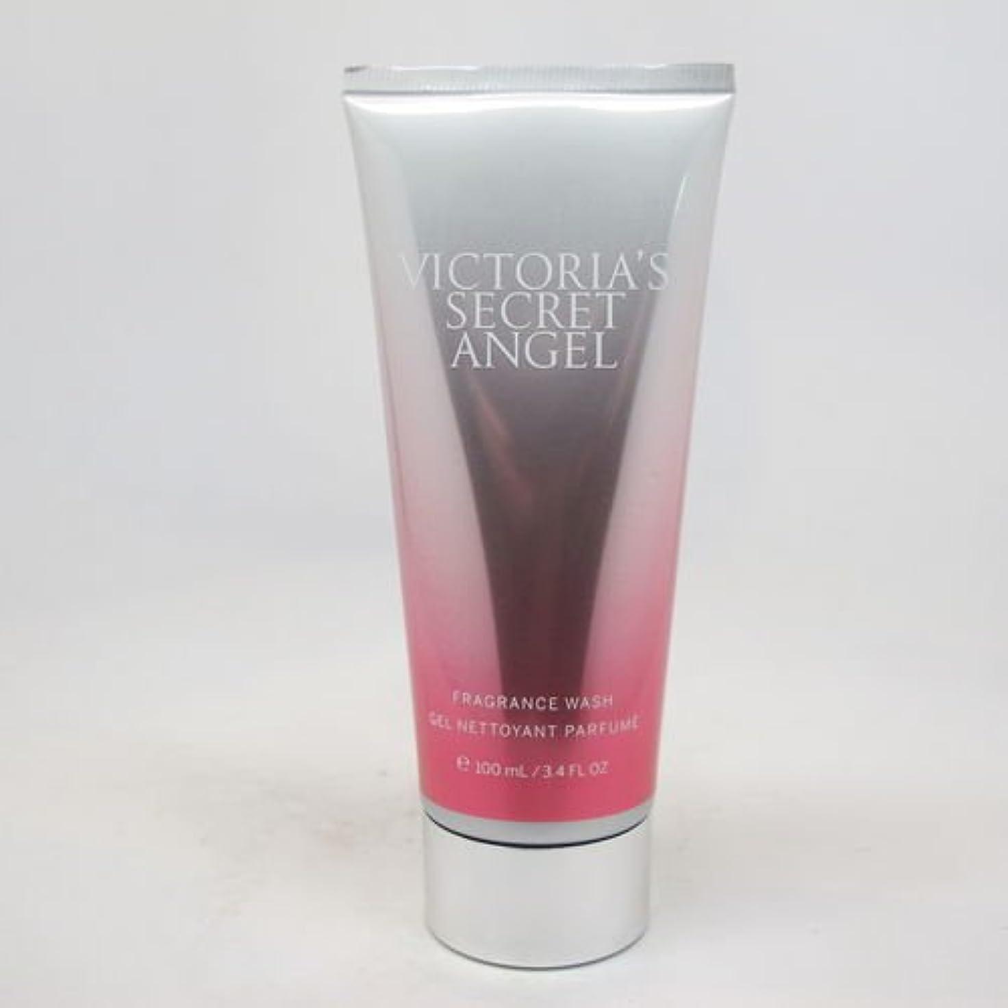 テーブルを設定する同化するキャラクターVictoria's Secret Angel (ヴィクトリアシークレット エンジェル) 3.4 oz (100ml) Body Wash for Women