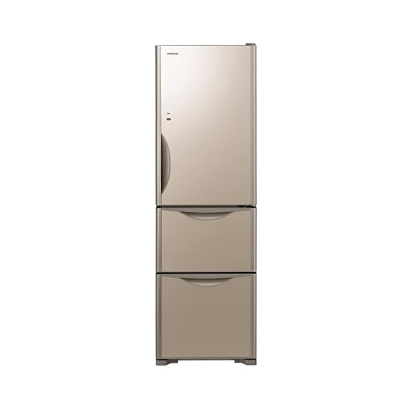 日立 冷蔵庫 315L 3ドア クリスタルシャン...の商品画像