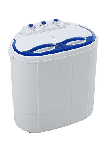二層式洗濯機 洗濯量2.8kg 極洗Light VS-H011...