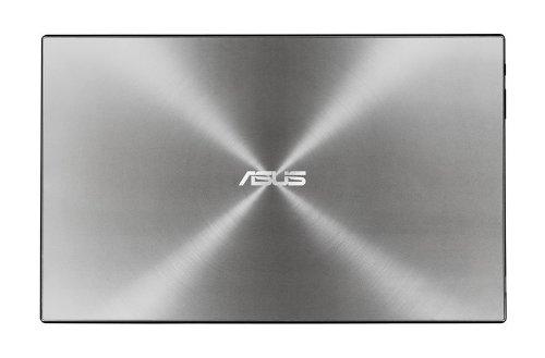 ASUS 薄い・軽量、USBで簡単接続、15.6型WXGA モバイルディスプレイ (厚さ8mm / 重さ800g / 1,366×768 / USB3.0 / ノングレア / 3年保証) MB168B