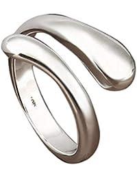 GODTOON新品 ペアリング レディース アクセサリー ジュエリー 個性 ラウンド リング 愛の証 指輪 キラキラ 結婚 婚約 誕生日 クリスマス バレンタインデー プレゼント サプライズ 調整可