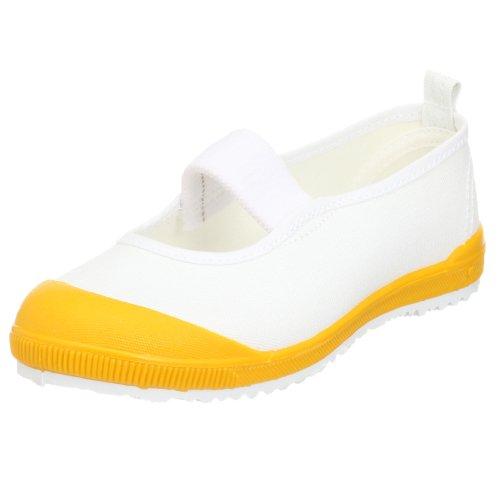 上履き 抗菌防臭 洗濯機洗い可 15~30cm 2E 男の子 女の子 イエロー 16.0cm