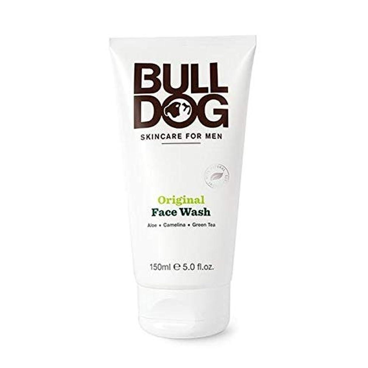 新鮮な可動式頼る[Bulldog] ブルドッグのオリジナル洗顔の150ミリリットル - Bulldog Original Face Wash 150ml [並行輸入品]