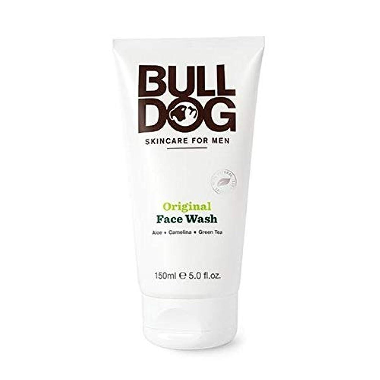 スマイル船上驚いたことに[Bulldog] ブルドッグのオリジナル洗顔の150ミリリットル - Bulldog Original Face Wash 150ml [並行輸入品]