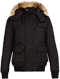 (ノビス) Nobis メンズ アウター ブルゾン Cartel hooded bomber jacket [並行輸入品]
