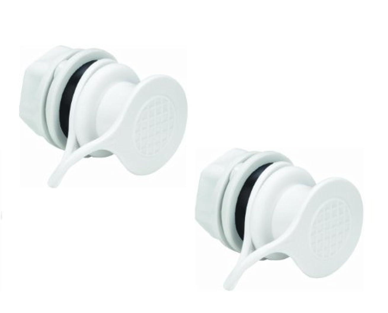 同一の潮小さなIgloo Cooler Replacement Standard Triple Snap Drain Plug (2pk) by Igloo