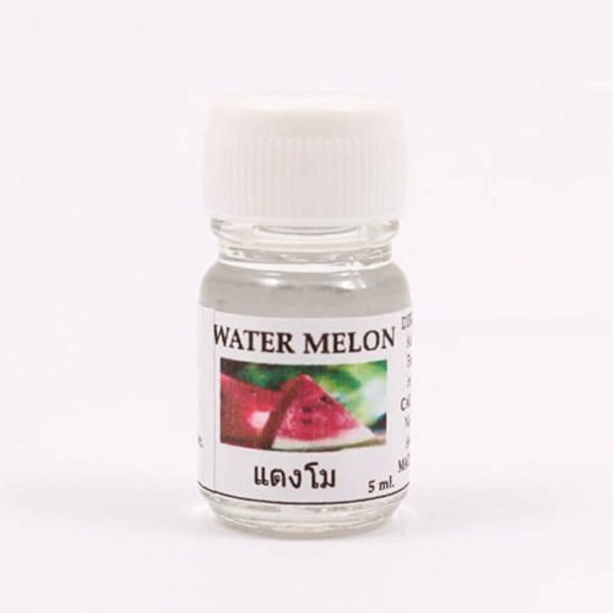 独立リード機関車6X Water Melon Aroma Fragrance Essential Oil 5ML Diffuser Burner Therapy