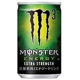 アサヒ飲料 MONSTER ENERGY(モンスター エナジー)M3【自動販売機用】 160ml缶×30本入