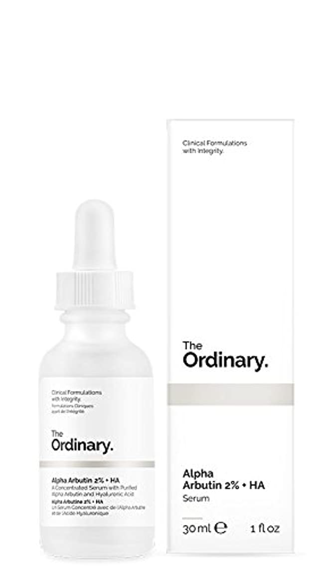 お勧め噴出するレプリカThe Ordinary | Alpha Arbutin 2% + HA - 30ml
