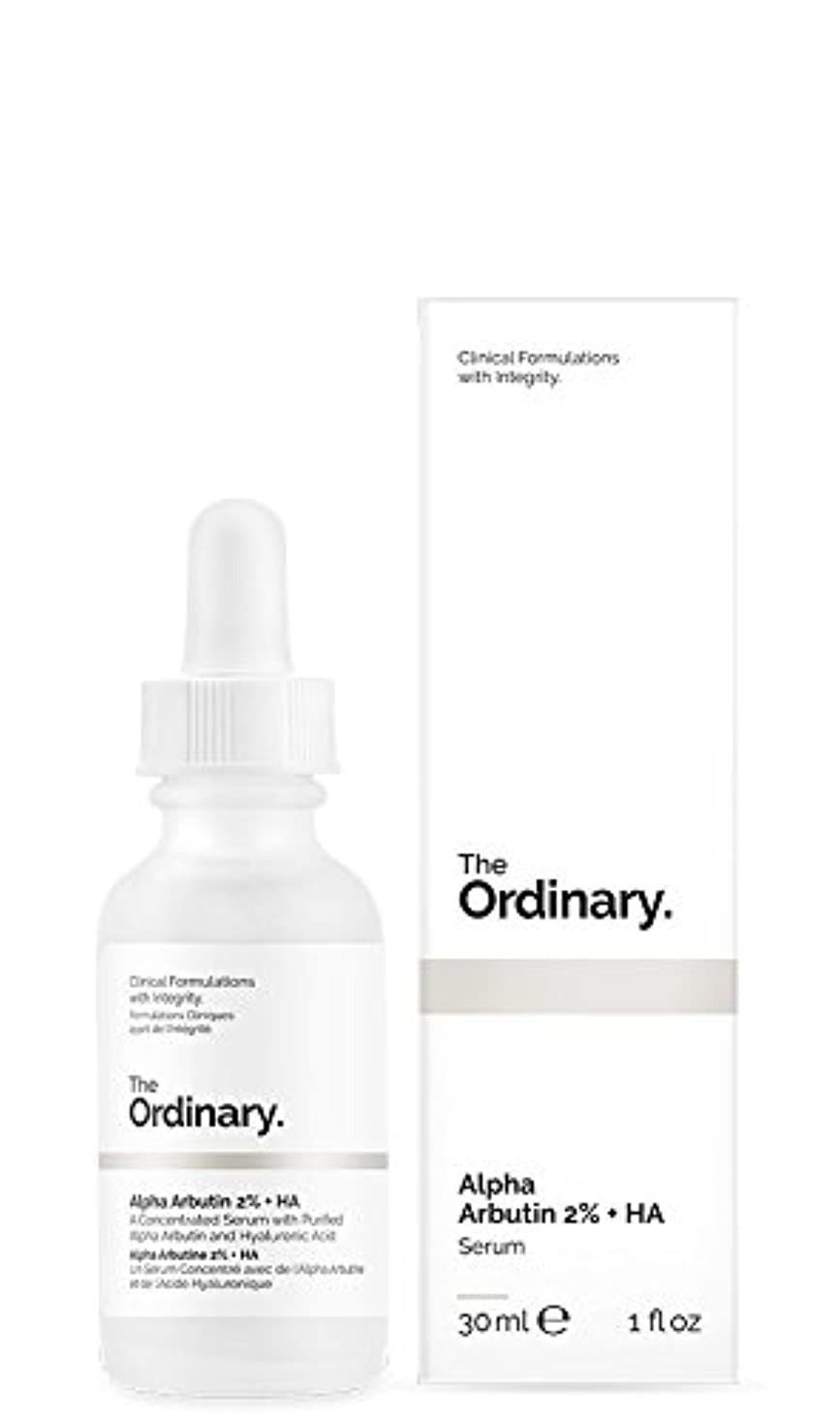 学習考案する待ってThe Ordinary | Alpha Arbutin 2% + HA - 30ml