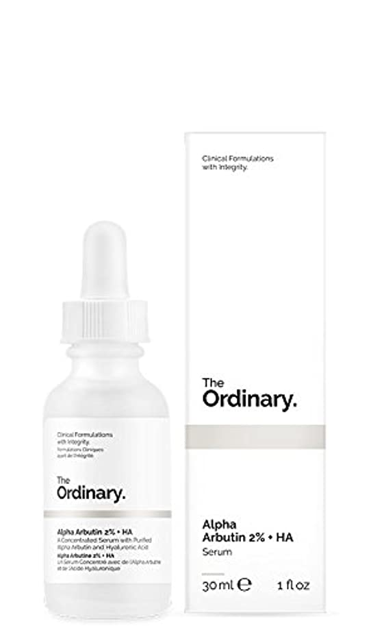 意味のある和解する限定The Ordinary | Alpha Arbutin 2% + HA - 30ml