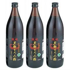 オリヒロ 琉球黒麹もろみ酢 900ml【3本セット】...