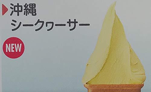 ロッテアイス イルジェラート 沖縄シークヮーサー 2L×2P 氷菓