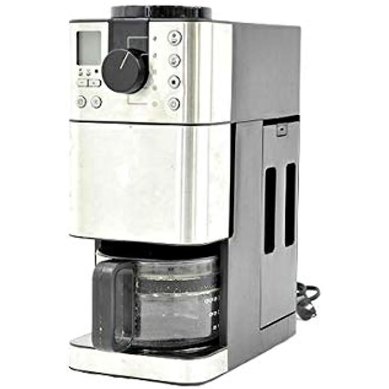 無印良品『豆から挽けるコーヒーメーカー MJ-CM1』