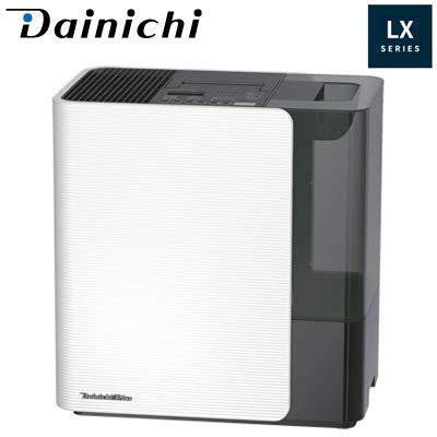 ダイニチ ハイブリッド式(温風気化+気化)加湿器(木造20畳まで/プレハブ洋室33畳まで サンドホワイト)DAINICHI HD-LX1219-W