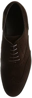 Jurokuro: Dark Brown Suede