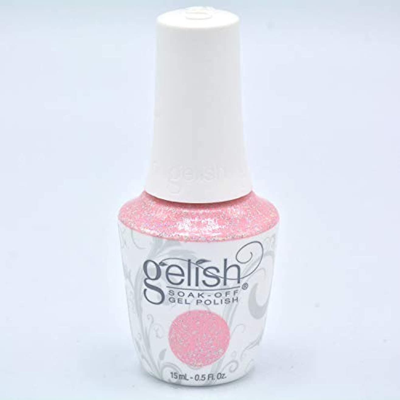 毒性ユーモア可動式Harmony Gelish - June Bride- 0.5oz / 15ml