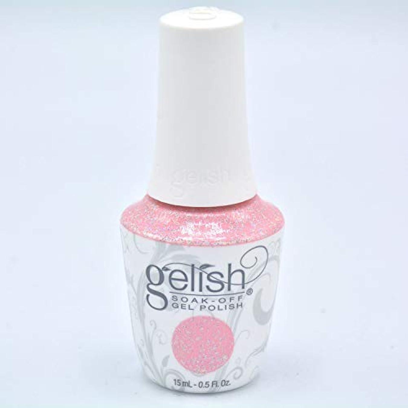 休日に線スタックHarmony Gelish - June Bride- 0.5oz / 15ml