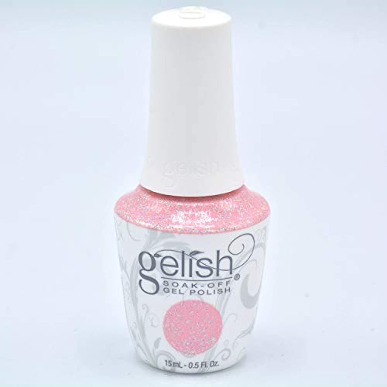偶然枝広がりHarmony Gelish - June Bride- 0.5oz / 15ml