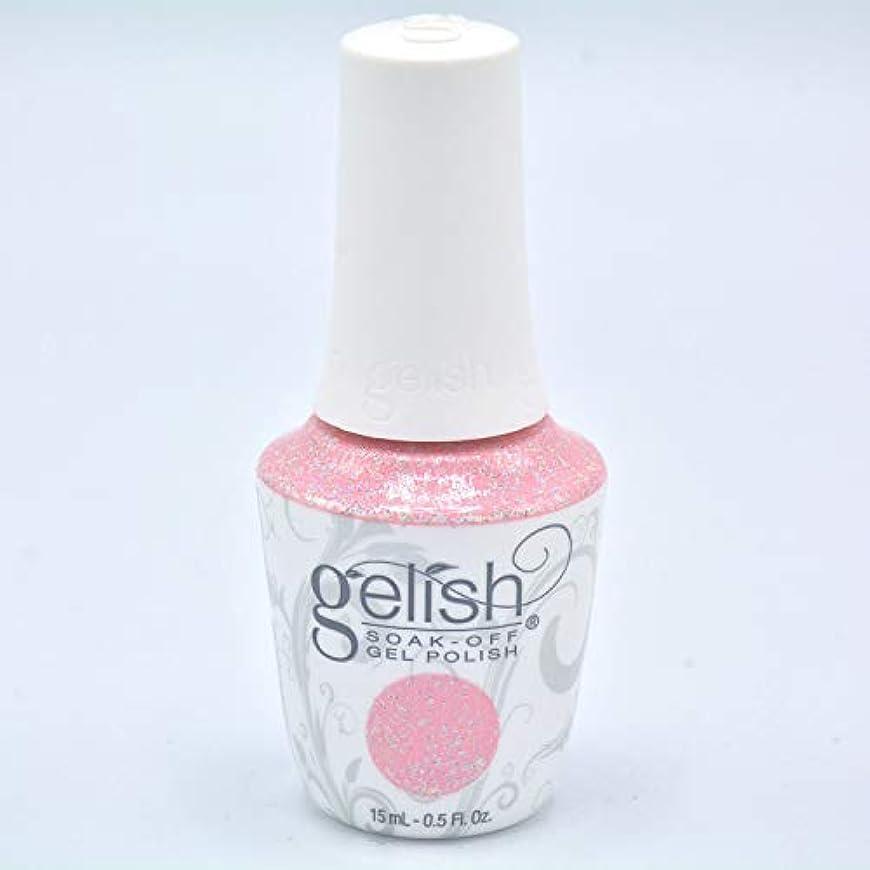 スクラップ精緻化バラエティHarmony Gelish - June Bride- 0.5oz / 15ml
