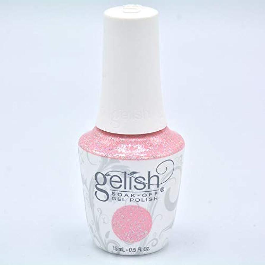 フックダーツ前置詞Harmony Gelish - June Bride- 0.5oz / 15ml