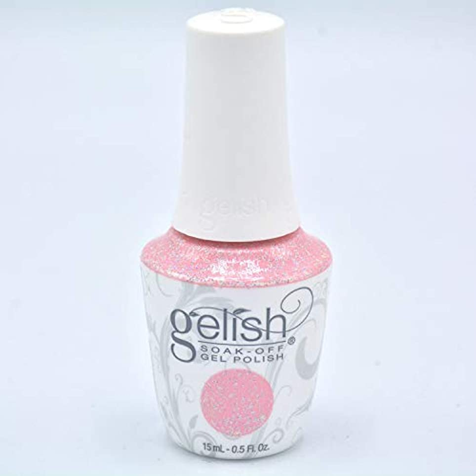 地理オーバードロー暴力Harmony Gelish - June Bride- 0.5oz / 15ml