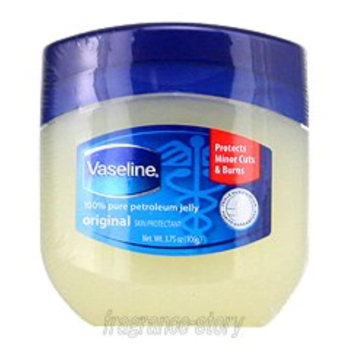 温度輝く拳ヴァセリン VASELINE ペトロリュームジェリー 106g hs