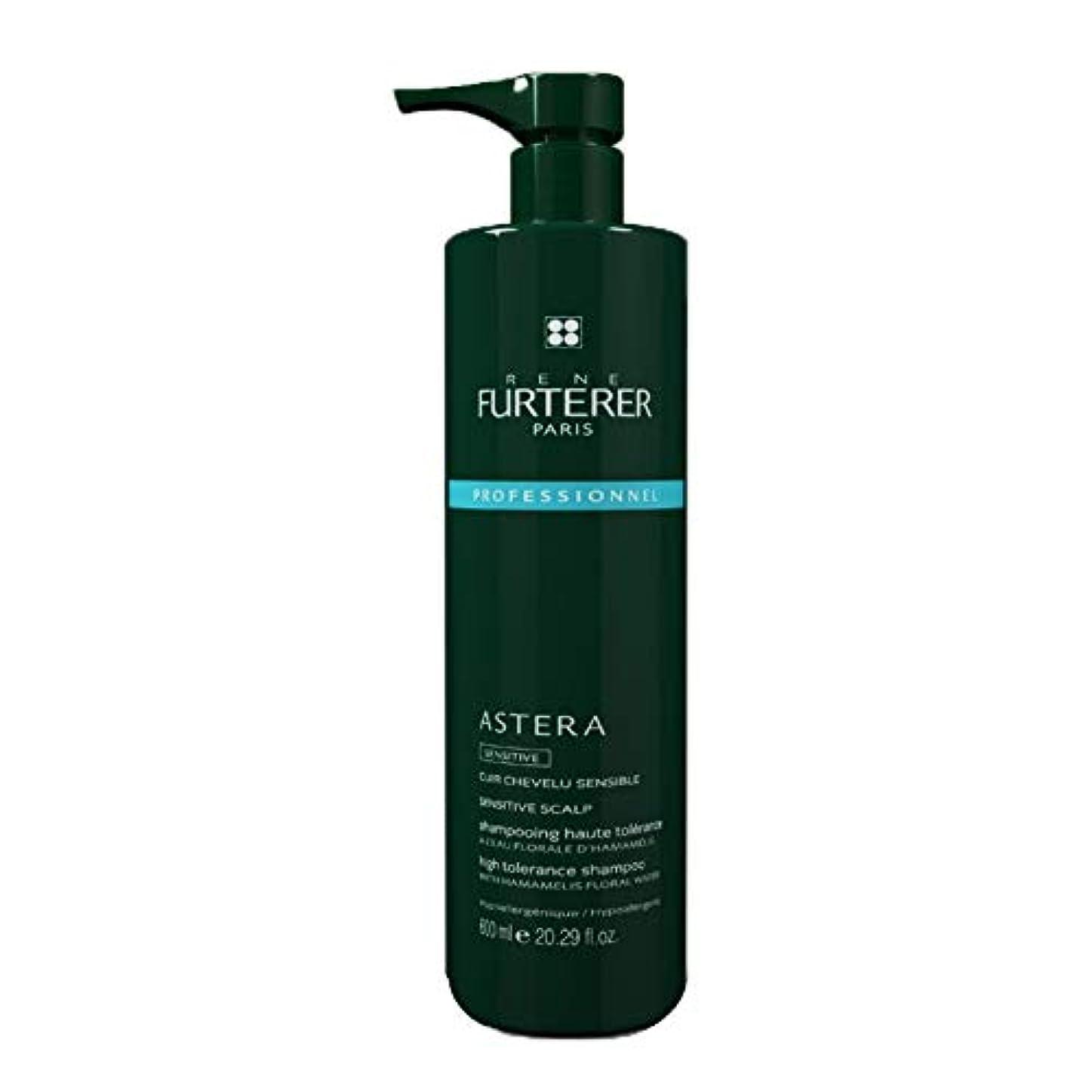 薬理学追跡ラオス人ルネ フルトレール Astera Sensitive High Tolerance Scalp Ritual Dermo-Protective Shampoo (Sensitive Scalp) 600ml/20.2oz...