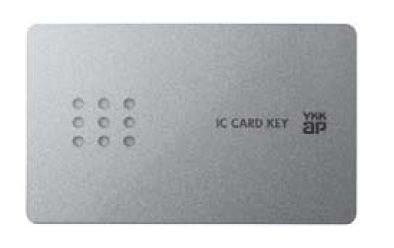 (ゆうパケット)YKKAPオプション 玄関引戸 コンコード:ピタットキー用追加カード(2K-49929)