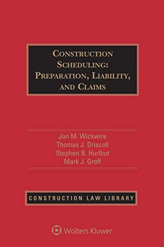 Download Construction Scheduling: Preparation, Liability, and Claims 1543801404