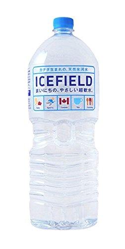 ICE FIELD(アイスフィールド) 2L×6本 [正規輸入品]
