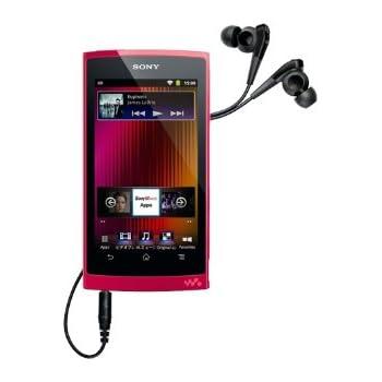 SONY ウォークマン Zシリーズ 64GB レッド NW-Z1070/R