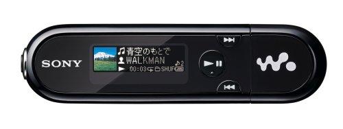SONY ウォークマン Eシリーズ FM付 <メモリータイプ> 2GB ゴールド/ブラック NW-E042/NB