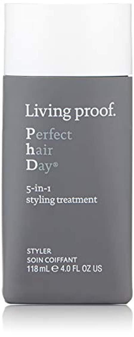 深くリベラル孤独リビングプルーフ Perfect Hair Day (PHD) 5-in-1 Styling Treatment 118ml [海外直送品]