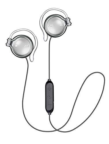 JVC HA-AL102BT-S ワイヤレスイヤホン 耳掛け式/Bluetooth/高音質 シルバー