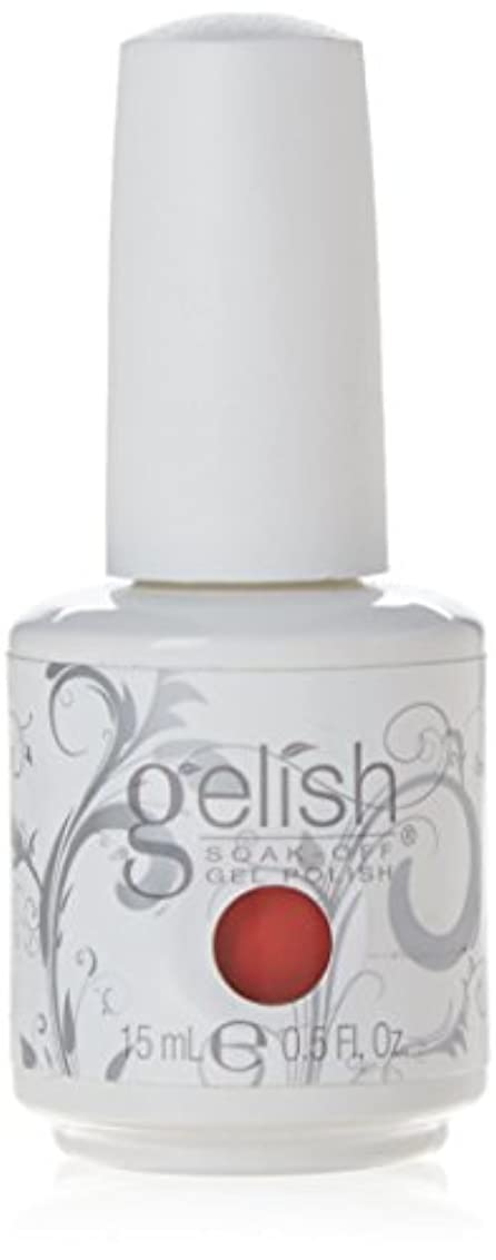 懲戒ジャンクトランスペアレントHarmony Gelish Gel Polish - Fairest of Them All - 0.5oz / 15ml